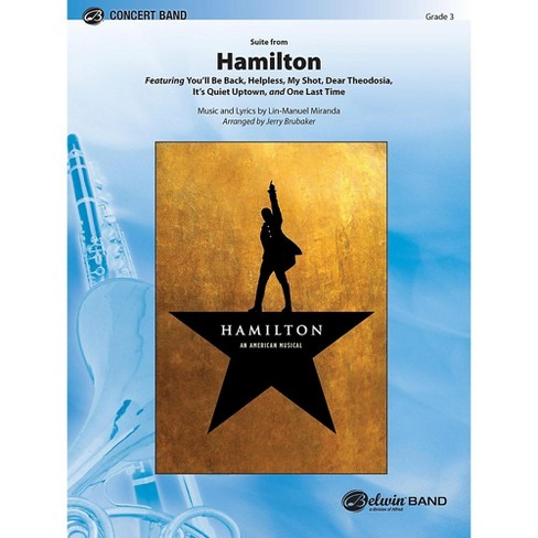 BELWIN Hamilton, Suite from 3 (Medium Easy) - image 1 of 1