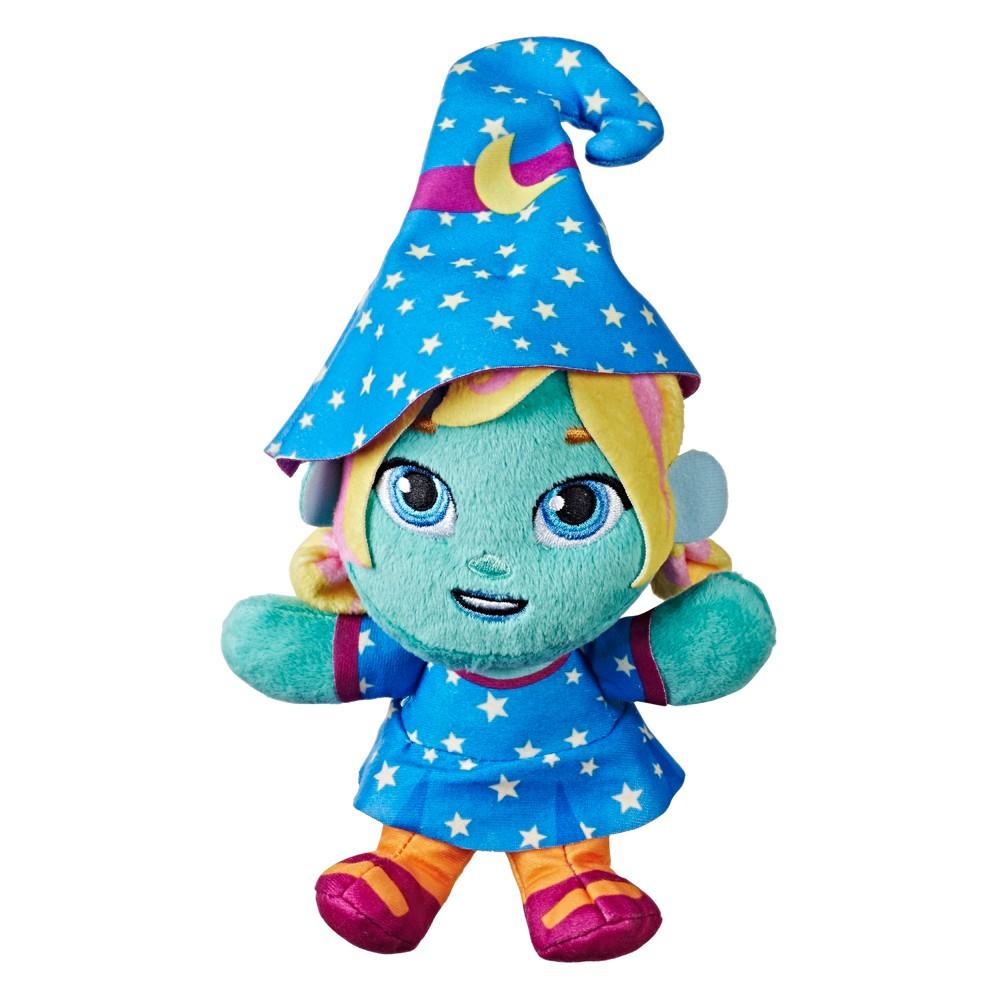 Netflix Super Monsters Katya Spelling Plush Toy
