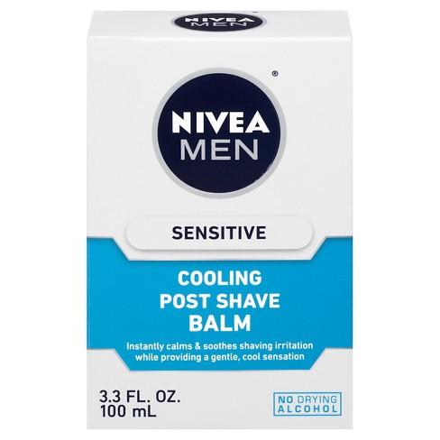 Nivea Men Sensitive Cooling Post Shave Balm - 3.3 fl oz - image 1 of 4