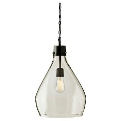 Avalbane Pendant Light Clear/Gray - Signature Design by Ashley