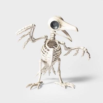 Raven Skeleton Halloween Decorative Prop - Hyde & EEK! Boutique™