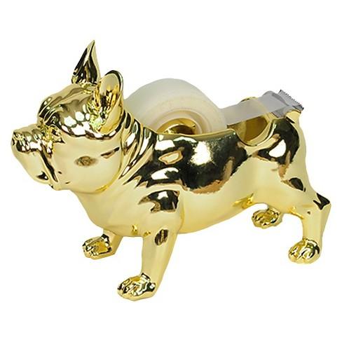 Tape Dispenser French Bulldog - Threshold™ - image 1 of 3