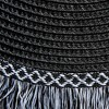 Round Fringed Placemat Set of 6 - image 2 of 4