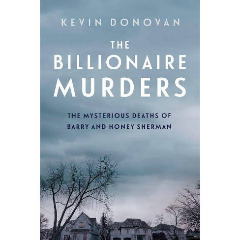 The Billionaire Murders - by  Kevin Donovan (Paperback) - image 1 of 1