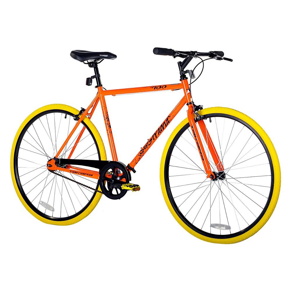 700c Takara Sygiyama 21 - Orange, Orange Smoothie