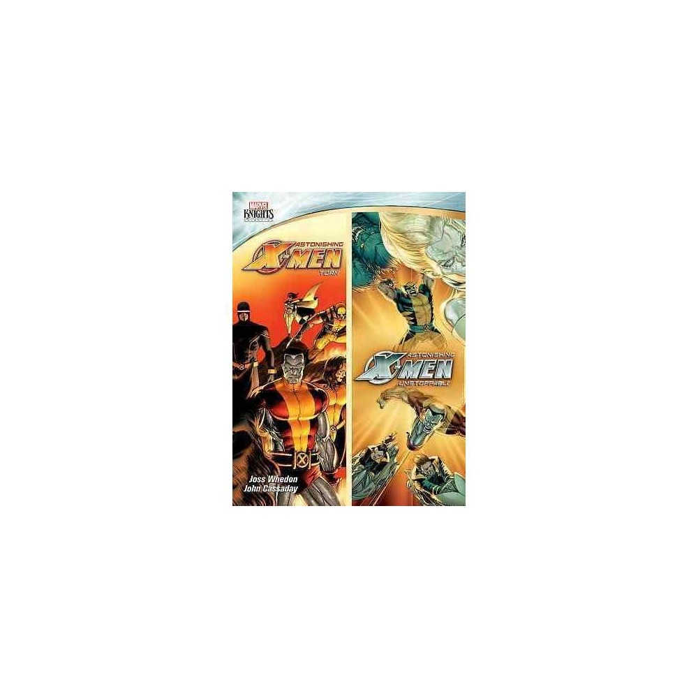 Marvel Knights:X Men Double Feature (Dvd)