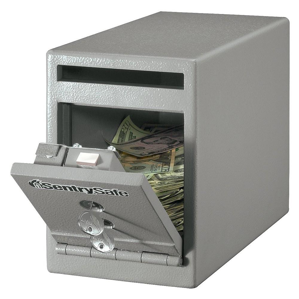 Sentry Safe Drop Slot Safe - .25 cubic feet, Black