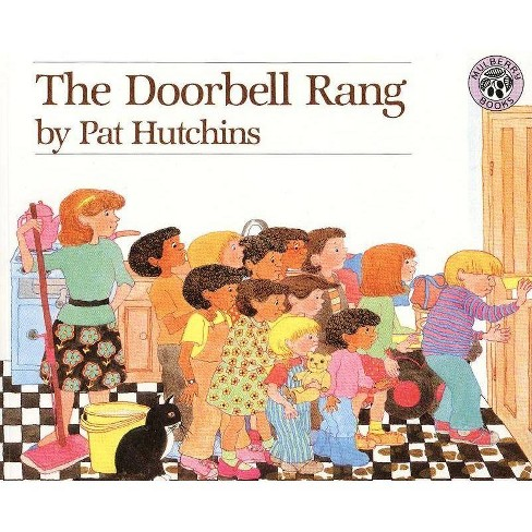 The Doorbell Rang - by  Pat Hutchins (Hardcover) - image 1 of 1