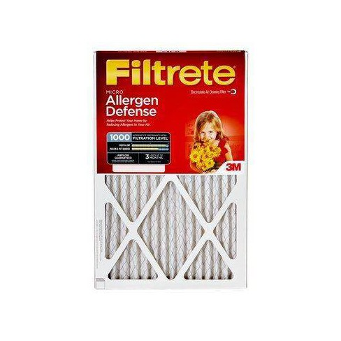 Filtrete Micro Allergen 12x24x1, Air Filter - image 1 of 4