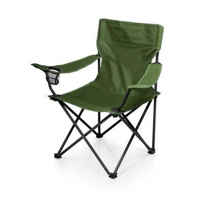 Oniva PTZ Camp Chair - Khaki Green