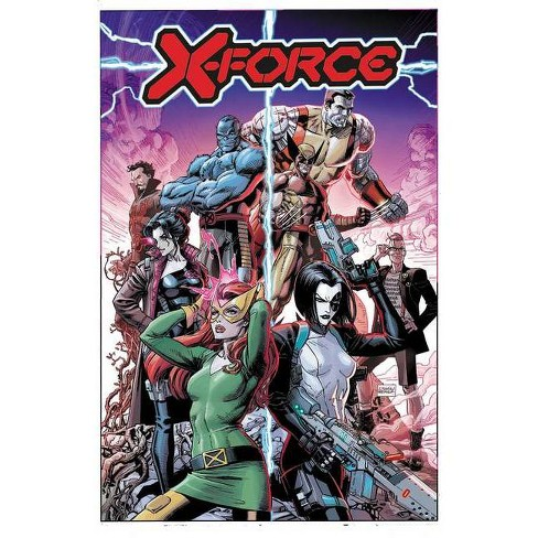 X-Force by Benjamin Percy Vol. 1 - (Paperback) - image 1 of 1