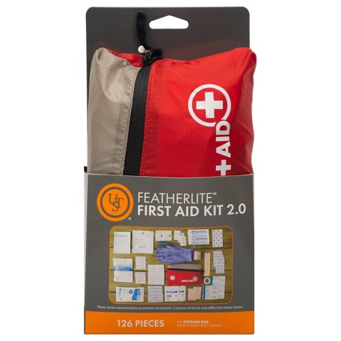 UST Featherlite First Aid Kit 2.0 - Red - image 1 of 2