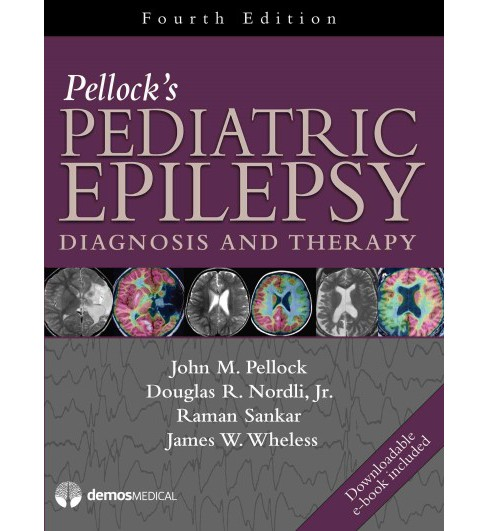 Pellock's Pediatric Epilepsy : Diagnosis and Therapy (Hardcover) - image 1 of 1