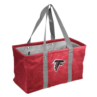 NFL Atlanta Falcons Crosshatch Picnic Caddy Frame Backpack