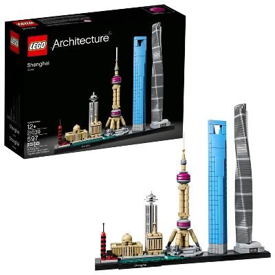 LEGO Architecture Shanghai 21039