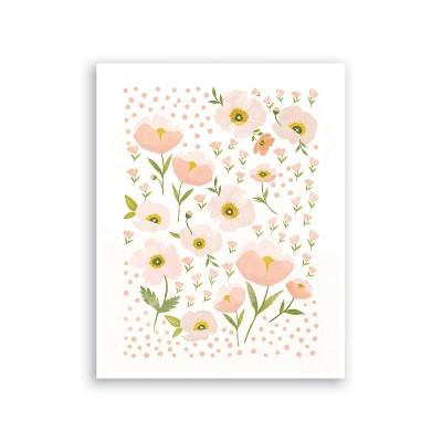Clementine Kids Blush Bloom Art