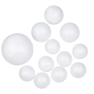 Foam Balls, Arts and Crafts Supplies (12 Piece)