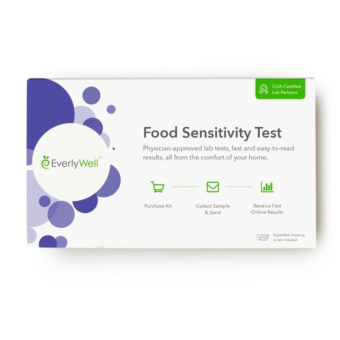 EverlyWell Food Sensitivity Test - Lab Fee Included - image 1 of 3