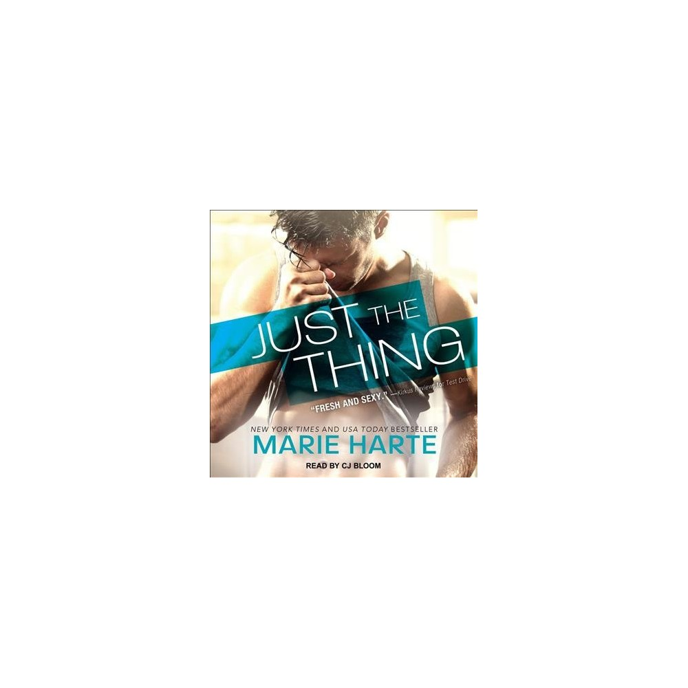 Just the Thing - Unabridged (Donnigans) by Marie Harte (CD/Spoken Word)