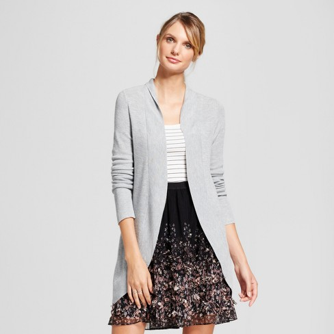 Women's Cocoon Cardigan - A New Day™ - image 1 of 3