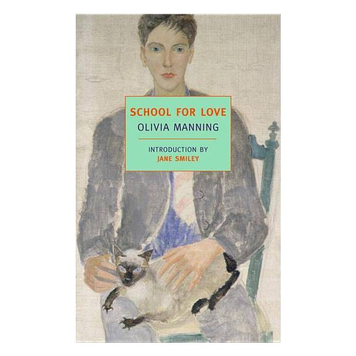 School for Love - (New York Review Books Classics) by  Olivia Manning (Paperback) - image 1 of 1