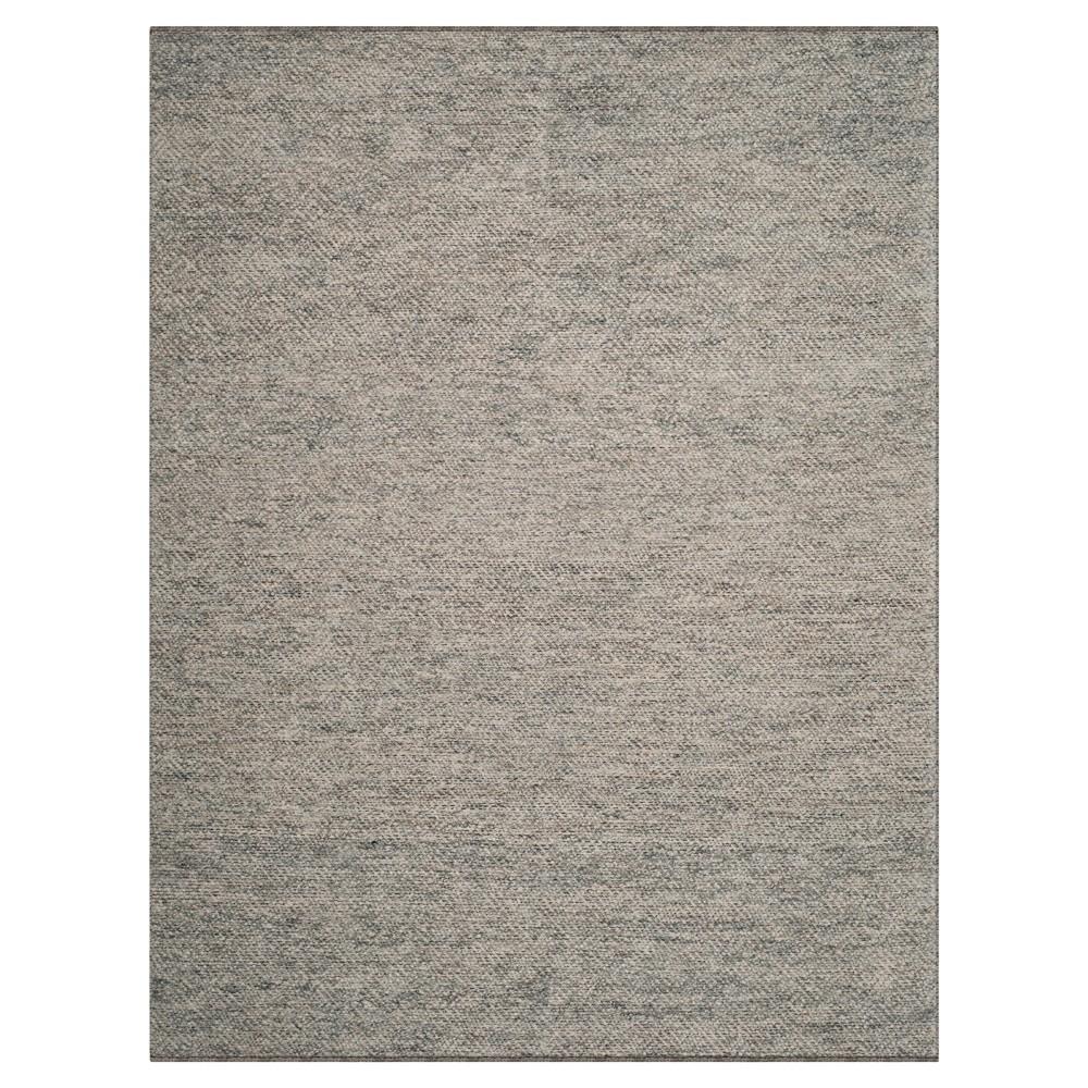 Camel/Gray Geometric Tufted Area Rug - (8'X10') - Safavieh