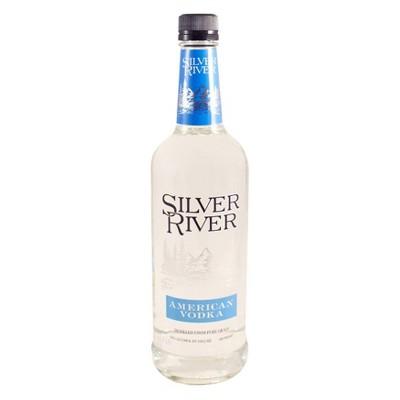 Silver River Vodka - 750ml Bottle