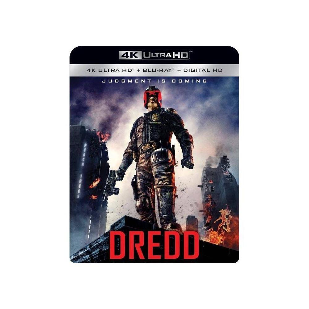 Dredd 4k Uhd