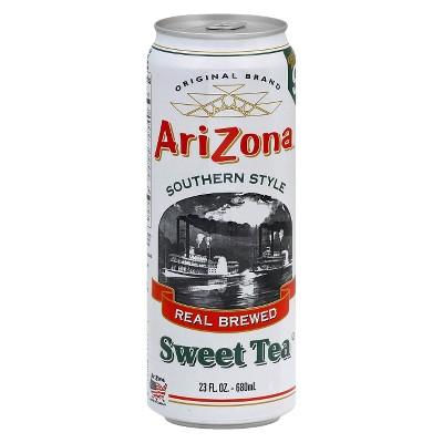 Arizona Southern Style Real Brewed Sweet Tea - 23 fl oz Can
