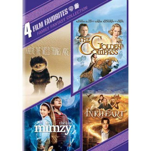 4 Film Favorites: Family Fantasy Collection (DVD)