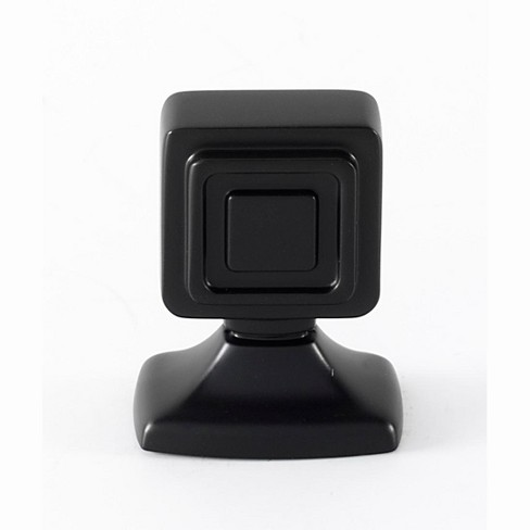 """Alno A986-78 Cube 7/8"""" Rectangular Cabinet Knob - image 1 of 1"""