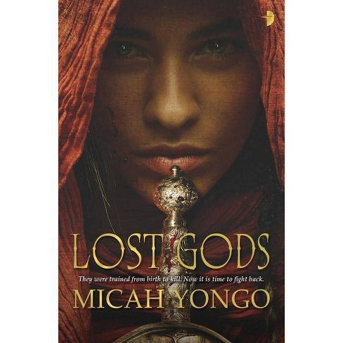 Lost Gods - by  Micah Yongo (Paperback) - image 1 of 1
