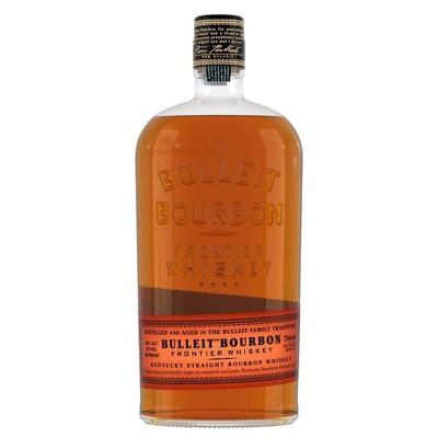 Bulleit Bourbon Frontier Whiskey - 750ml Bottle