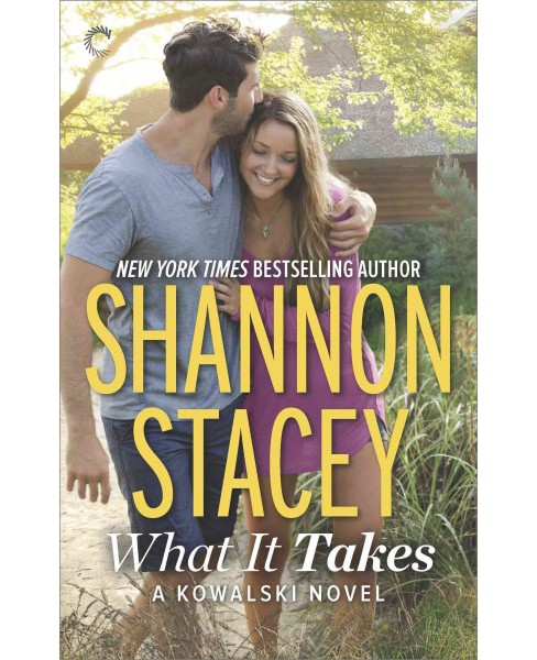 What It Takes (Paperback) (Shannon Stacey) - image 1 of 1