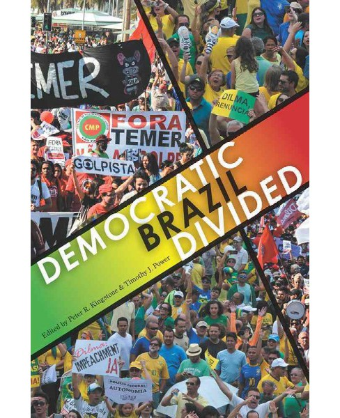 Democratic Brazil Divided -  (Pitt Latin American Series) (Paperback) - image 1 of 1