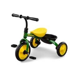 John Deere Steel Tricycle - Green