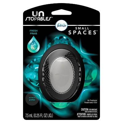 Febreze Unstopables Small Spaces Air Freshener - Fresh Scent - 1ct