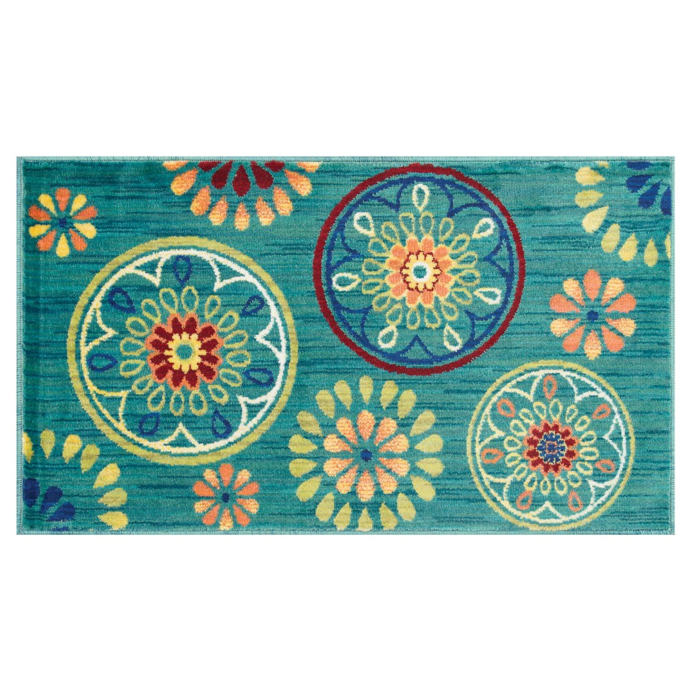 Loloi Isabelle Accent Rug - Green (2'2