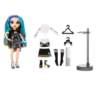 Rainbow HighAmaya Raine – RainbowFashion Dollwith 2 Complete Mix & Match Outfits and Accessories