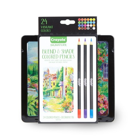 Crayola Signature Colored Pencils 24ct - image 1 of 4
