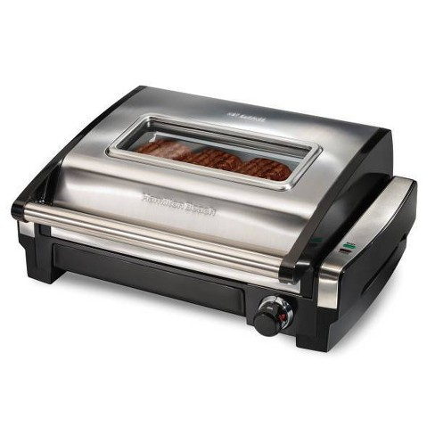 Hamilton Beach Searing Grill with Glass - image 1 of 4
