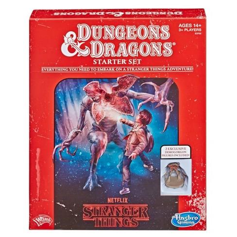Netflix Stranger Things Dungeons & Dragons Roleplaying Game Starter Set - image 1 of 4