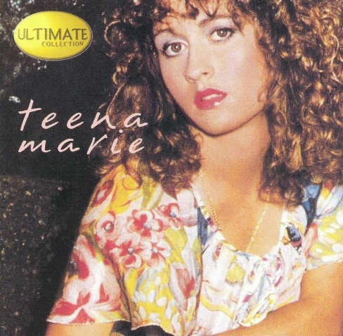 Teena Marie - Ultimate Collection (CD) - image 1 of 1