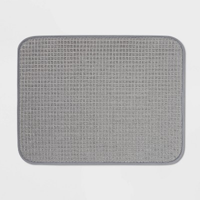 "18""x24"" Drying Mat Light Gray - Made By Design™"