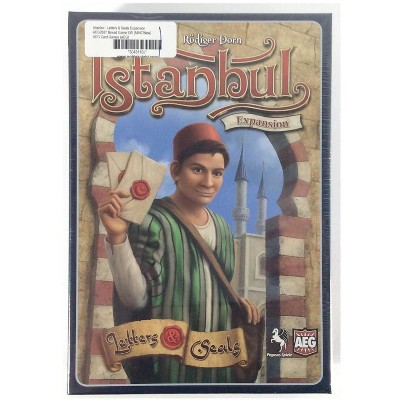 Istanbul - Letters & Seals Expansion Board Game
