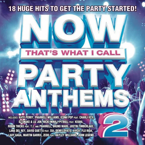 Now Party Anthems 2 - image 1 of 1