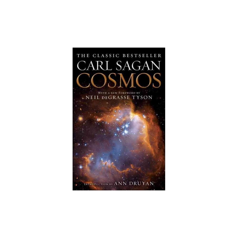 Cosmos - by Carl Sagan (Paperback)