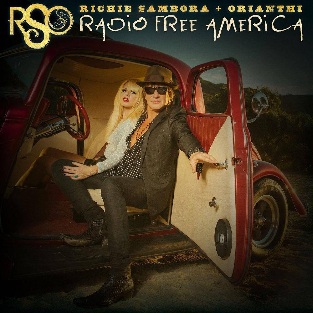 Rso Radio Free America Cd