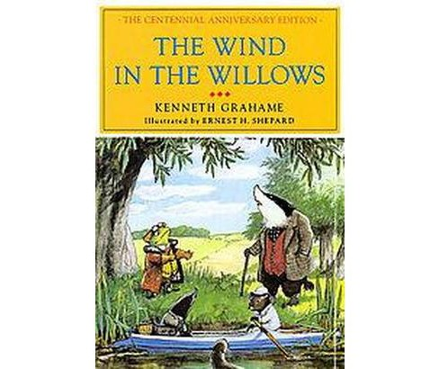 Wind in the Willows (Anniversary) (Hardcover) (Kenneth Grahame) - image 1 of 1