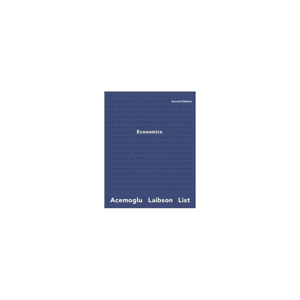 Economics (Hardcover) (Daron Acemoglu & David Laibson & John List) Economics (Hardcover) (Daron Acemoglu & David Laibson & John List)